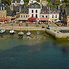 Port de St Goustan,  Auray, Brittany, France by Buckwhite