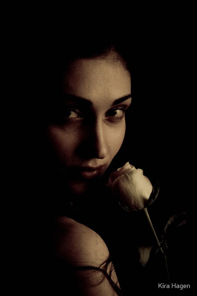 The Rose's Secret Name by Kira Hagen