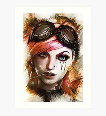 League of Legends VI Art Print
