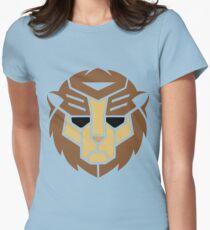 Lion Transformer Logo Retro T-Shirt