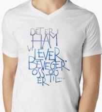 Det er i ham vi lever V-Neck T-Shirt