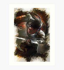 League of Legends DRAGONBLADE TALON Art Print