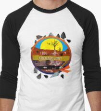 Archaeology Men's Baseball ¾ T-Shirt