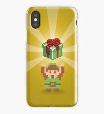 """The Legend of Zelda- """"You Got a Present!"""" iPhone Case/Skin"""