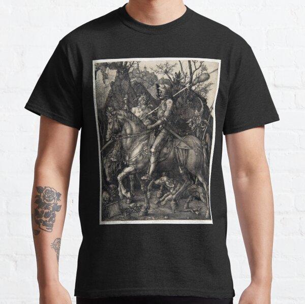 Albrecht Dürer Knight, Death and the Devil Classic T-Shirt