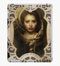 Season 4 of The Vampire Diaries Photoshoot: Bonnie Bennett iPad Case/Skin