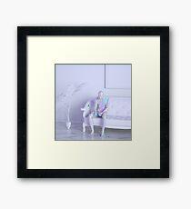 Help Me Framed Print