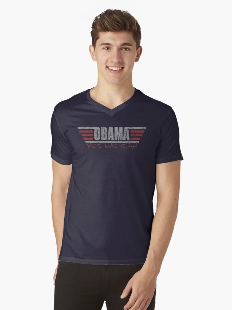 Barack Topgun Obama t shirt by barackobama