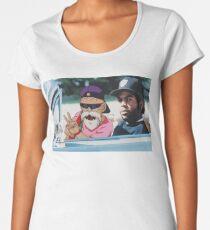 Straight Outta Namek Women's Premium T-Shirt