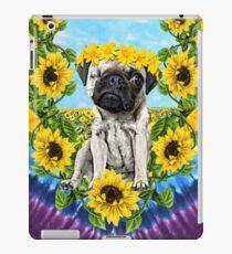 Sunflower Pee Wee iPad Case/Skin