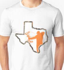 Bowhunting Texas - Orange T-Shirt