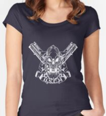USCM  Women's Fitted Scoop T-Shirt
