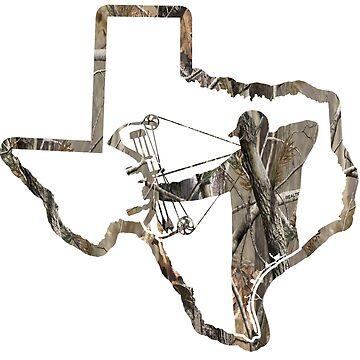 Texas Bowhunter - Camo de Zboydston17