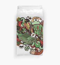 Mono No None Duvet Cover