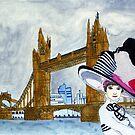 London Bridge is Falling Down.. My Fair Lady by ladyvanessa