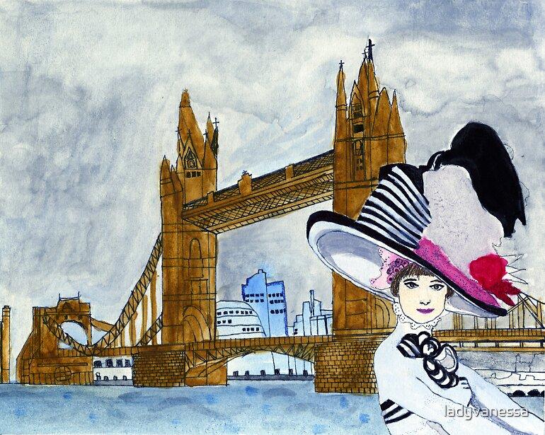 """London Bridge is Falling Down.. My Fair Lady"" by ..."