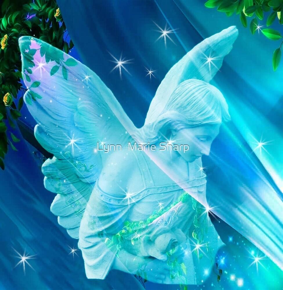 I Hope You Dance ~ Angel by Marie Sharp