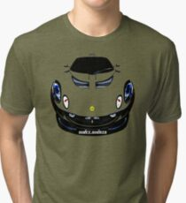Bare Minimum – Lotus Exige Inspired Tri-blend T-Shirt