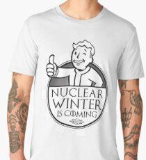 Winter is coming Men's Premium T-Shirt