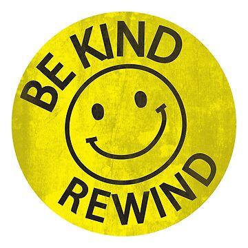 Be Kind Rewind by MondoDellamorto