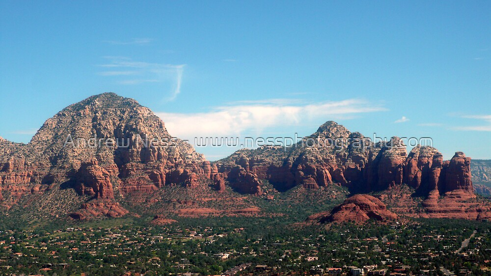 Red Rock Range, Sedona by Andrew Ness - www.nessphotography.com