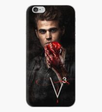 Stefan Salvatore - The Vampire Diaries - Season 3 - Promotional Poster  iPhone Case
