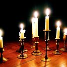 Council of Candles by Alvin-San Whaley