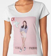 GFRIEND Women's Premium T-Shirt