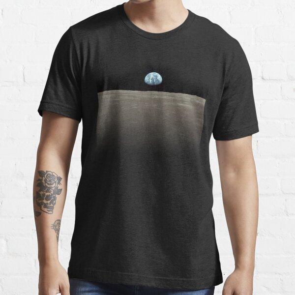 Earth Rise (Apollo 8) Essential T-Shirt