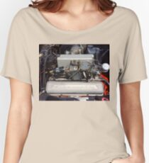Early GM Mechanical Fuel Injection Women's Relaxed Fit T-Shirt