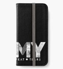 BTS Armee iPhone Flip-Case/Hülle/Klebefolie