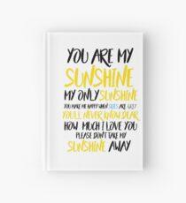 Du bist mein Sonnenschein Notizbuch
