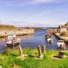 Ballintoy Harbour by peaky40
