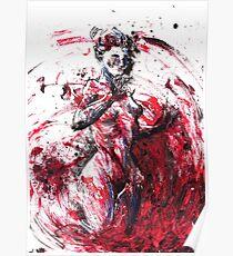 Une Femme en Colère Poster