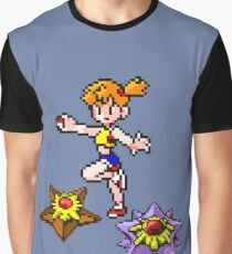 Cerulean City Gym Team Graphic T-Shirt