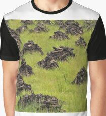 Irish Turf Graphic T-Shirt