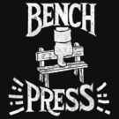 Bench Press by kdigraphics