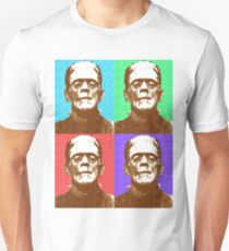 Scrabble Frankenstein's Monster x 4 T-Shirt