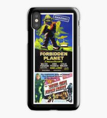 Sci-fi Movie Poster Collection #4 iPhone Case/Skin