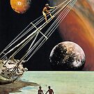 Set Sail for the Stars by eugenialoli