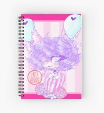 Bunny bunny Spiral Notebook