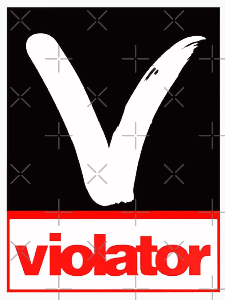 Violator replica logo  by TheJBeez