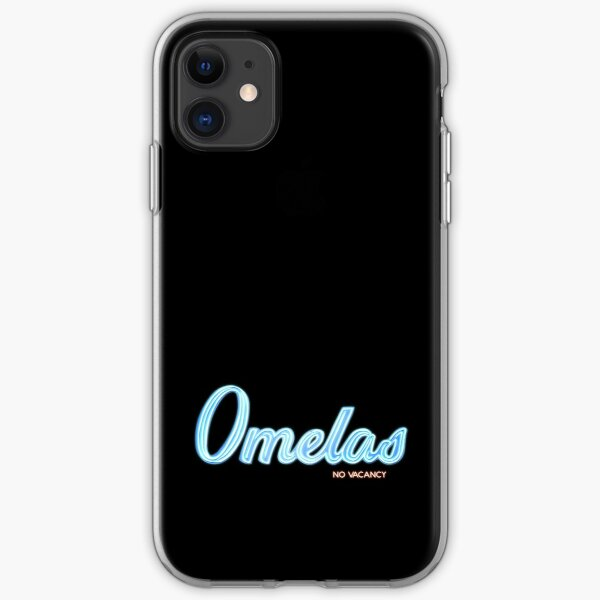 Omelas iPhone Soft Case