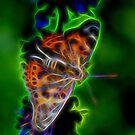 Electric Monarch by RenaeSoleil