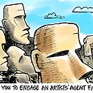 Easter Island by EnPassant