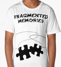 Puzzle Necklaces Long T-Shirt
