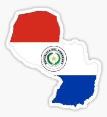 Paraguay Sticker