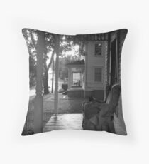 7pm Throw Pillow