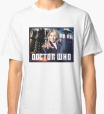 13th Doctor - Doctor Who Classic T-Shirt