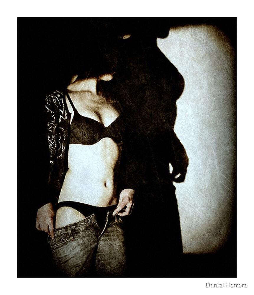 You in Black by Daniel Herrera